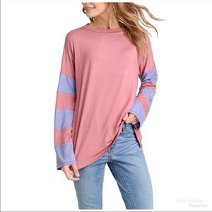 Bell Sleeve, Scoop Neck and Oversized Tunic